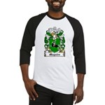 Maguire Coat of Arms Baseball Jersey
