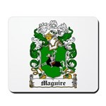 Maguire Coat of Arms Mousepad