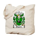 Maguire Coat of Arms Tote Bag