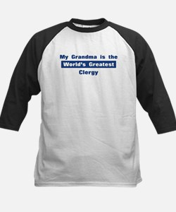 Grandma is Greatest Clergy Tee
