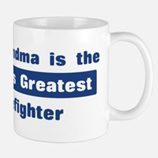 Grandma is Greatest Firefight Mug