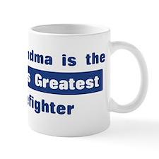 Grandma is Greatest Firefight Mug