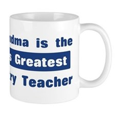 Grandma is Greatest Chemistry Small Mug