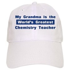 Grandma is Greatest Chemistry Baseball Cap