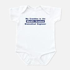 Grandma is Greatest Biomedica Infant Bodysuit