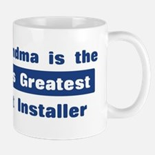 Grandma is Greatest Carpet In Mug