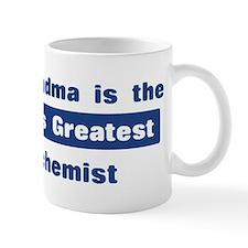 Grandma is Greatest Biochemis Mug