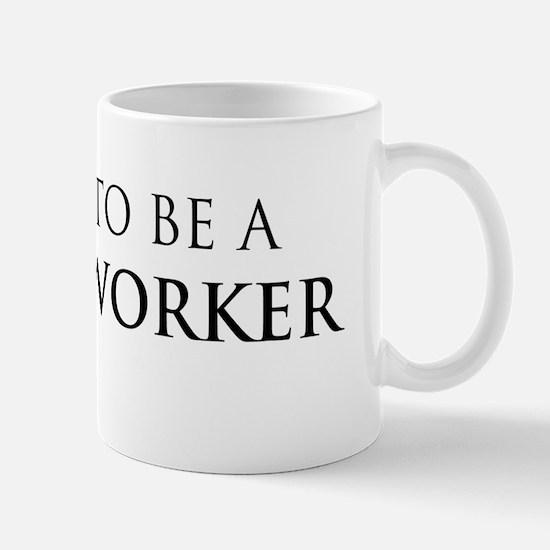 Proud Postal Worker Mug
