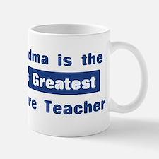 Grandma is Greatest Agricultu Mug