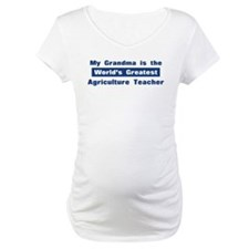 Grandma is Greatest Agricultu Shirt