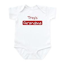 Treys Grandma Onesie