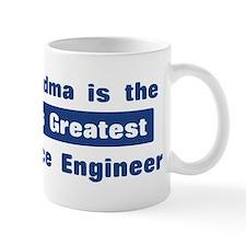 Grandma is Greatest Aerospace Mug