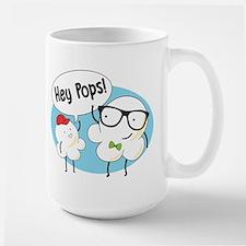 Hey Pops Large Mug