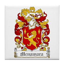 Mcnamara Coat of Arms Tile Coaster