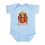 Mcnamara Coat of Arms Infant Creeper