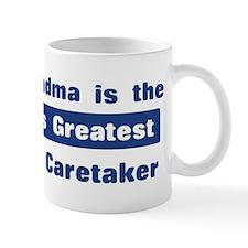 Grandma is Greatest Animal Ca Mug