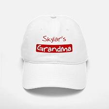 Skylars Grandma Baseball Baseball Cap