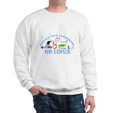 Slackware Sweatshirt