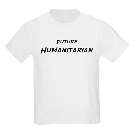 Future Humanitarian Kids T-Shirt