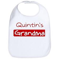 Quintins Grandma Bib