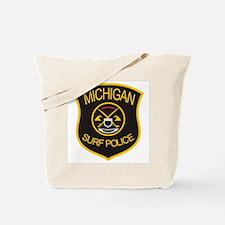 Cute California police Tote Bag