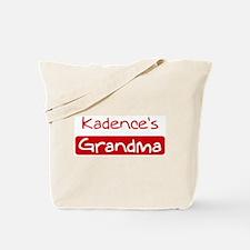 Kadences Grandma Tote Bag