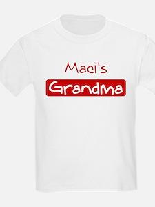 Macis Grandma T-Shirt