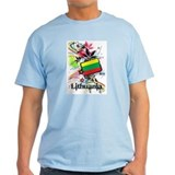 Lithuanian Mens Light T-shirts