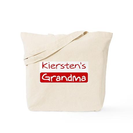 Kierstens Grandma Tote Bag