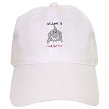 Welcome to Kwajalein (Baseball Cap)