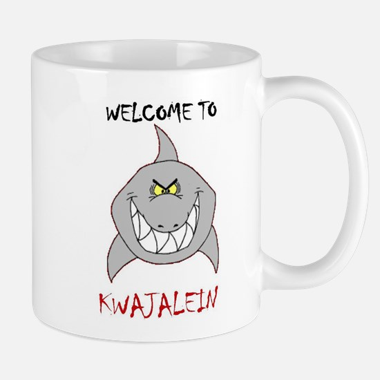 Welcome to Kwajalein (Mug)