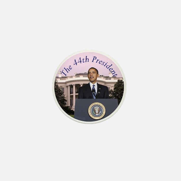 Obama: The 44th President Mini Button