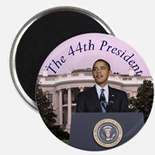 Obama: The 44th President Magnet