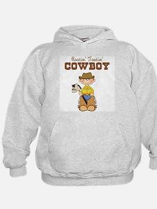 Rootin' Tootin' Red Head Cowb Hoodie