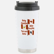 Being Canadian Travel Mug