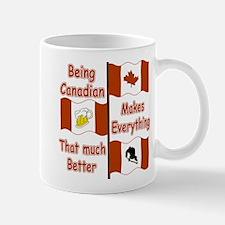 Being Canadian Mug