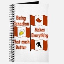 Being Canadian Journal