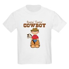 Rootin' Tootin' Little Cowboy T-Shirt