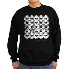Sheltie and Sheep Sweatshirt