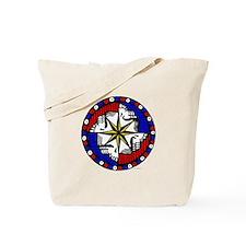 Grateful Dead Compass Tote Bag