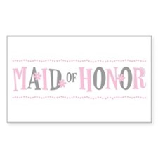 Daisy MOH Rectangle Decal