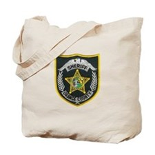 Orange County Sheriff Tote Bag