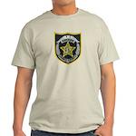 Orange County Sheriff Light T-Shirt