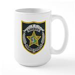 Orange County Sheriff Large Mug