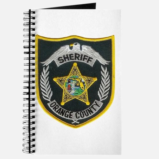 Orange County Sheriff Journal