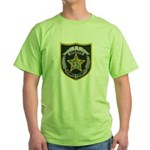 Orange County Sheriff Green T-Shirt