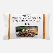 vinyl Pillow Case