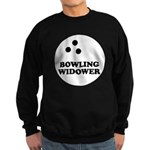 Bowling Widower Sweatshirt (dark)