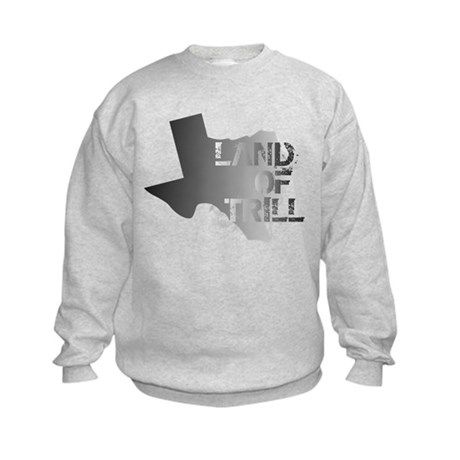 Land Of Trill Kids Sweatshirt