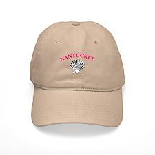 Nantucket Shell Baseball Cap